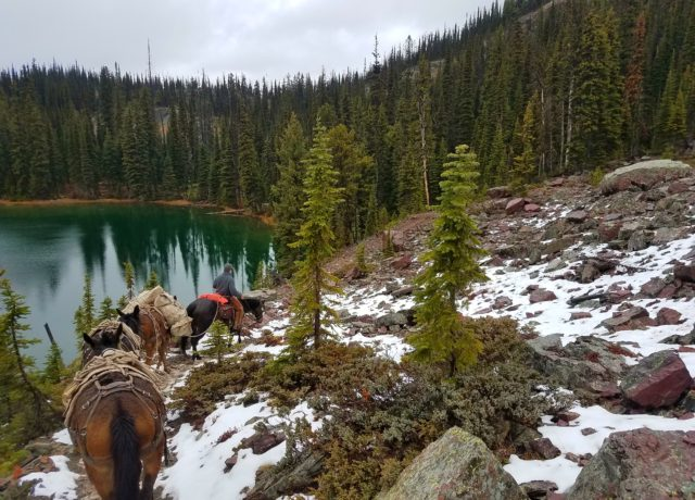 Bob Marshall Wilderness Outfitters
